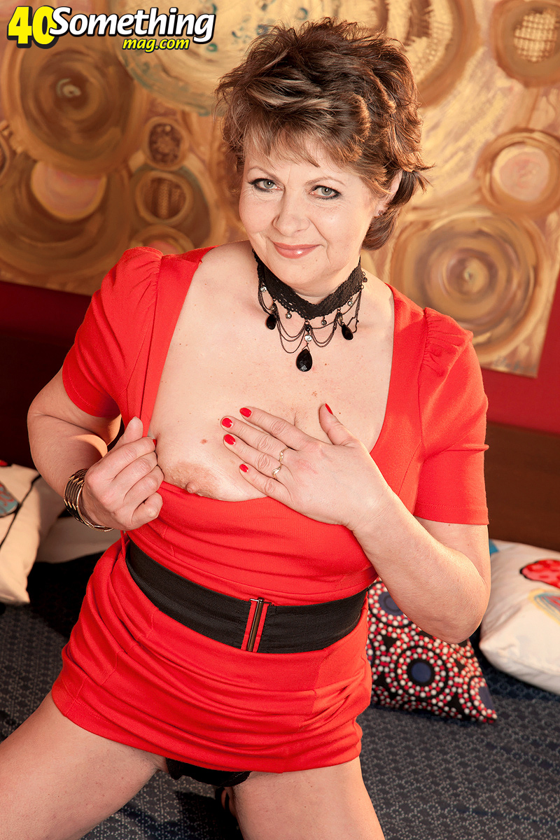 Marie mature milf donna